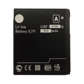 Mobiele telefoon accu voor de LG KF350