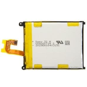3000mAh oplaadbare Li-Polymer batterij voor Sony Xperia Z2 / L50w