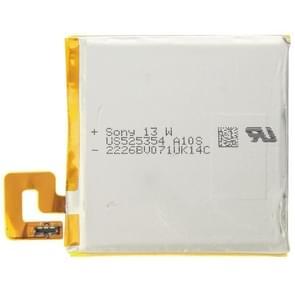 1780mAh oplaadbare Li-Polymer batterij voor Sony Xperia T / LT30p
