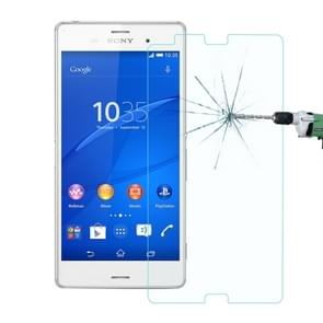 10 PCS for Sony Xperia Z3 Compact / D5803 0.26mm 9H Surface Hardness 2.5D Explosion-proof Tempered Glass Screen Film