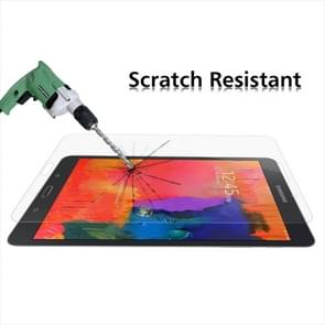 0.4mm 9H+ Surface Hardness 2.5D Tempered Glass Film for Galaxy Tab Pro 8.4 / T320 / T321 / T325(Transparent)