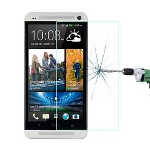 0.4mm Explosion-proof Tempered Glass Film for HTC One / M7