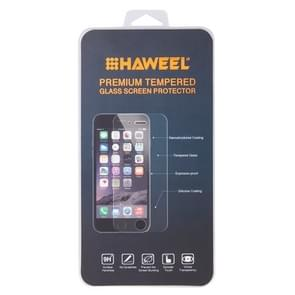 2 PCS for  4.5 inch Mobile Phones 0.26mm 9H Surface Hardness 2.5D Explosion-proof Tempered Glass Screen Film