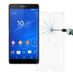 10 PCS for Sony Xperia Z4 Mini / Compact 0.26mm 9H Surface Hardness 2.5D Explosion-proof Tempered Glass Screen Film