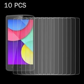 10 PC's Lenovo A2010 0 26 mm 9H oppervlaktehardheid 2.5D explosieveilige gehard glas scherm Film