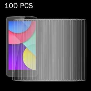 100 stuks Lenovo A2010 0 26 mm 9H oppervlaktehardheid 2.5D explosieveilige gehard glas scherm Film