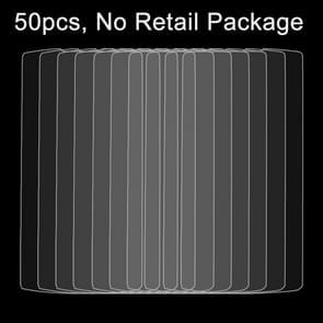 50 stuks Lenovo A2010 0 26 mm 9H oppervlaktehardheid 2.5D explosieveilige gehard glas Film  geen retailpakket