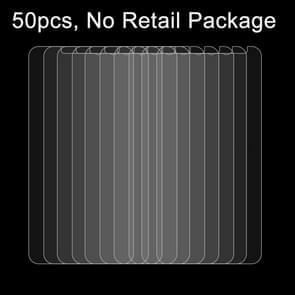 50 PCS for  Coolpad Fengshang Max A8-930 0.26mm 9H Surface Hardness 2.5D Explosion-proof Tempered Glass Film, No Retail Package