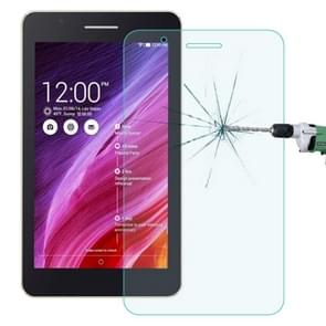 0.4mm 9H+ Surface Hardness 2.5D Explosion-proof Tempered Glass Film for ASUS Fonepad 7 / FE171MG