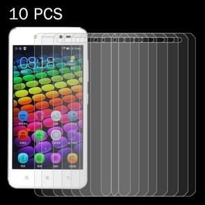 10 PC's Lenovo S90 / Z2 0 26 mm 9H oppervlaktehardheid 2.5D explosieveilige getemperd glas scherm Film