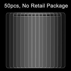 50 stuks Lenovo S90 / Z2 0 26 mm 9H oppervlaktehardheid 2.5D explosieveilige getemperd glas Film  geen retailpakket