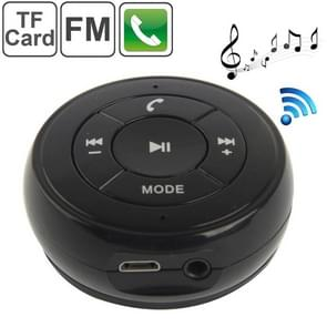Bluetooth Music Partner / AUX Wireless Mini Speaker, Support Handsfree / FM Radio / TF Card / USB Flash Disk, PT-750 (Black)