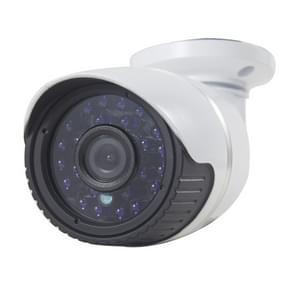 H. 264 bedraad infrarood waterdicht/Vandalproof IP-camera  1/3 inch 4mm 1 3 mega pixels vaste lens  bewegingsdetectie/Privacymasker en 30m IR nachtzicht  ondersteuning voor HD 720P (1280 x 720)