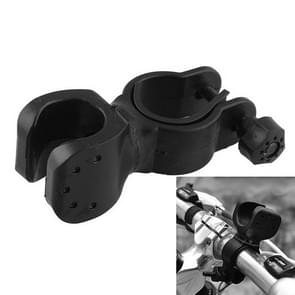 50 PCS 360 Degrees Rotation Mount Holder Clip Clamp, for Bicycle Bike Flashlight