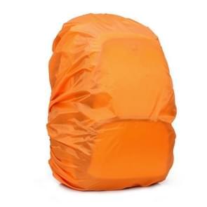 Hoge kwaliteit 45-50 liter regenscherm voor Bags(Orange)