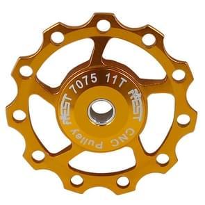AEST Aluminium Jockey Wheel Rear Derailleur Pulley, A-06
