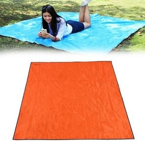 Waterproof Oxford Cloth 420D Oxford Material Camping Picnic Beach Tent Roof Tarp (Size: 215x215cm)