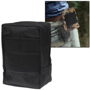 800D waterdichte stoffen taille tas voor onderzoek Tools (zwart)