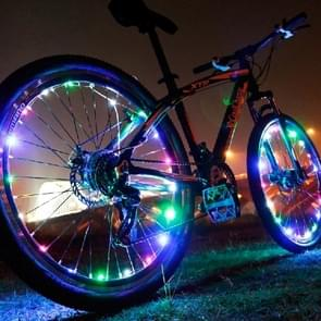 Fietswiel sprak decoratieve LED licht artikel Bar Strip  15 LEDs