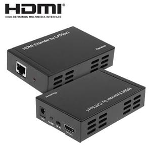 Full HD 1080P HDMI To Extender Transmitter + Receiver over One 100m CAT5E / CAT6 (TCP/IP)