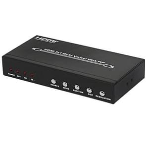 Mini HD 1080P HDMI 2x1 Multi-Viewer met Picture In Picture (PIP)