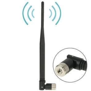 High Quality 6dBi RP-SMA Male 435MHz Antenna(Black)