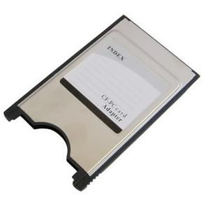 Compact Flash CF to PC Card PCMCIA Adapter Card Reader