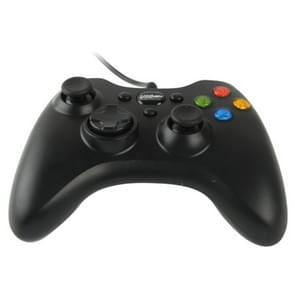 USB 2.0 Dual Shock trillingen Gamepad voor PC  Plug en Play  Kabel Lengte: 1  7 m