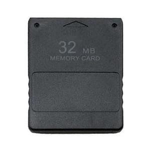 Memory Card for PS2 , 32MB(Black)