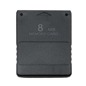 Memory Card for PS2 , 8MB(Black)