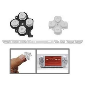 Slim Button for PSP 2000 (White)
