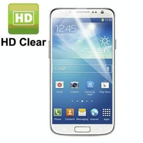High Transparent LCD Screen Protector for Galaxy S4 / i9500, Taiwan Materials