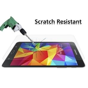 0.4mm 9H+ Surface Hardness 2.5D Explosion-proof Tempered Glass Film for Galaxy Tab 4 7.0 / T230 / T231 / T235(Transparent)