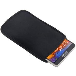 Waterdicht materiaal hoes / Carry Bag voor Galaxy Note III / N9000  Galaxy Note II / N7100  Galaxy S IV / i9500  HTC ONE
