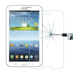 0.4mm 9H+ Surface Hardness 2.5D Tempered Glass Film for Galaxy Tab 3 7.0 / T210 / T211 / T215