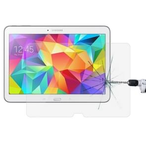 0.4mm 9H+ Surface Hardness 2.5D Explosion-proof Tempered Glass Film for Galaxy Tab 4 10.1 / T530 / T531 / T535