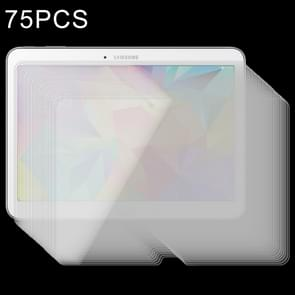 75 PCS 0.4mm 9H+ Surface Hardness 2.5D Explosion-proof Tempered Glass Film for Galaxy Tab 4 10.1 / T530 / T531 / T535