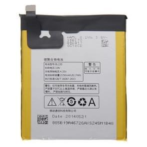 BL220 Oplaadbare Li-Polymer batterij voor Lenovo S850