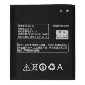 BL198 2250mAh Rechargeable Li-Polymer Battery for Lenovo A830 / A850