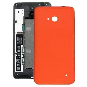 iPartsBuy Battery Back Cover Replacement for Microsoft Lumia 640(Orange)