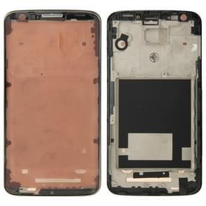 Midden Frame Bezel vervanging voor LG G2 / D800(Black)