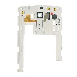 Achterplaat huisvesting Camera Lens Panel vervanging voor LG G3 / D855(White)
