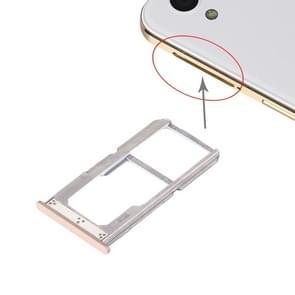 SIM + SIM / SD-kaart lade voor OnePlus X(Gold)