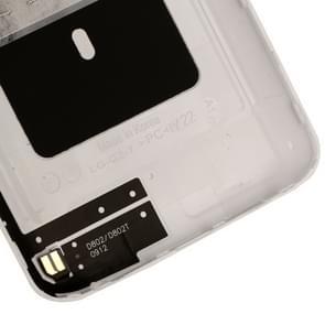 Original Back Cover for LG G2 / D802 (White)