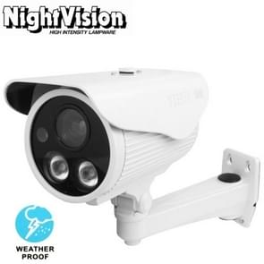 1 / 3 inch Sony 700TVL 6mm Fixed Lens Array LED & Waterproof Color CCD Video Camera with Bracket, Support OSD Control, IR Distance: 50m