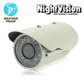 1 / 3 SONY 650TVL 16mm Lens IR & Waterproof Color CCD Video Camera, IR Distance: 50m (Size: 205 x 100 x 90mm)