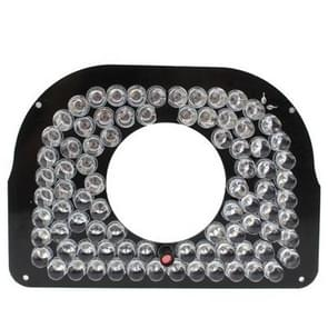 84 LED 8mm infrarood lamp Board voor CCD camera  infrarood hoek: 60 graden