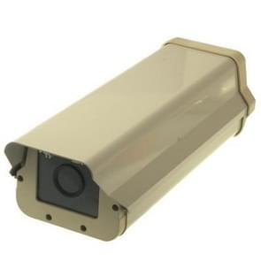 Buitenwater dichte CCD camerabehuizing voor 10 inch camera  innerlijke grootte: 370 x 141 x 105mm (JY-1010)