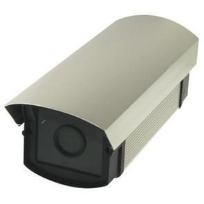 Buitenwater dichte CCD camerabehuizing voor 12 inch camera  innerlijke grootte: 312 x 115 x 121mm (D-A)