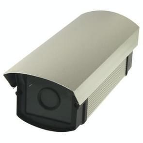 Buitenwater dichte CCD camera behuizing voor 8 inch camera  innerlijke grootte: 312 x 115 x 121mm (D-C)